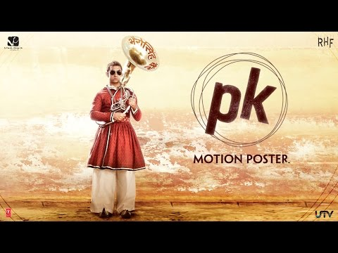 PK Official 2nd Motion Poster I Releasing December 19, 2014