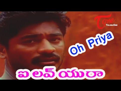 I Love You Raa Songs - Oh Priya - Simran - Raju Sundaram