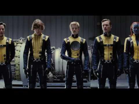 X-Men: First Class - International Extended Trailer
