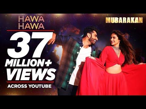 Hawa Hawa (Video Song) | Mubarakan