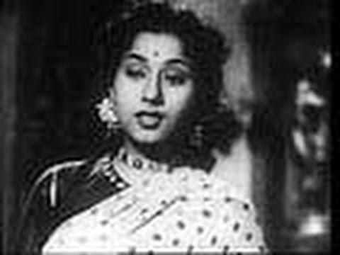 Mann Mai Kisi Ki Preet Basale - Classic Bollywood Song - Dev Anand & Madhubala - Aaram