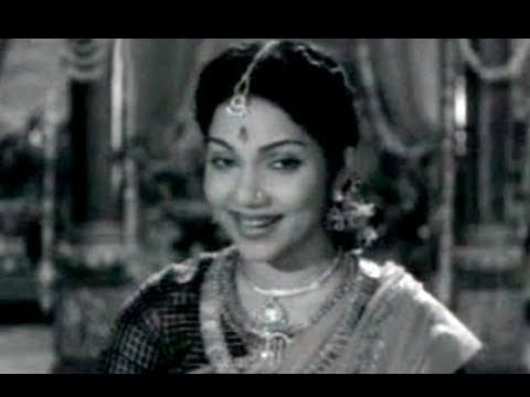 Piranthanal - Tenali Raman Tamil Song - Bhanumathi