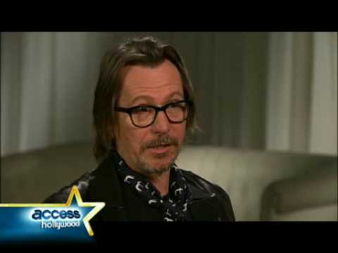 Gary Oldman - The Book of Eli interview