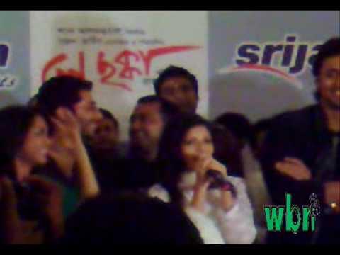 Le Chakka (Bengali movie) audio launch