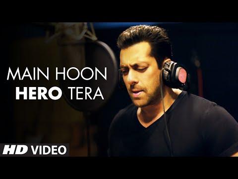'Main Hoon Hero Tera' VIDEO Song - Salman Khan | Hero | T-Series