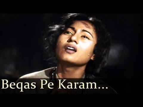 Beqas Pe Karam Kijiye - Mughal - E - Azam - Lata Mangeshkar
