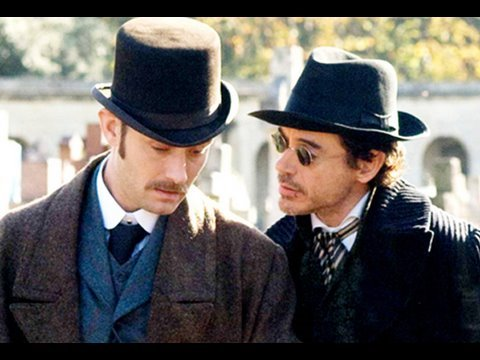 Sherlock Holmes Official Movie Trailer