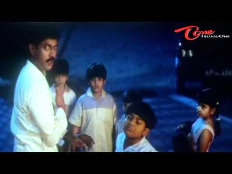 Jagapathi Beats Jansi's Son Tremendous Comedy