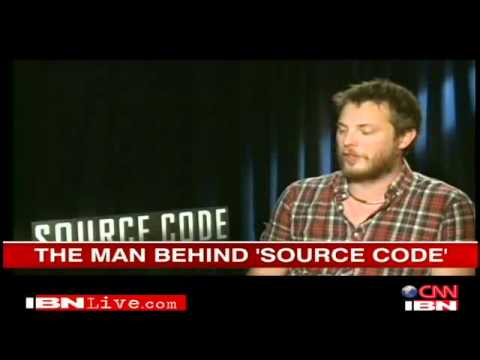 Duncan Jones, the man behind 'Source Code'