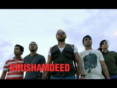 Khushamdeed Song - Go Goa Gone ft. Saif Ali Khan, Kunal Khemu, Vir D
