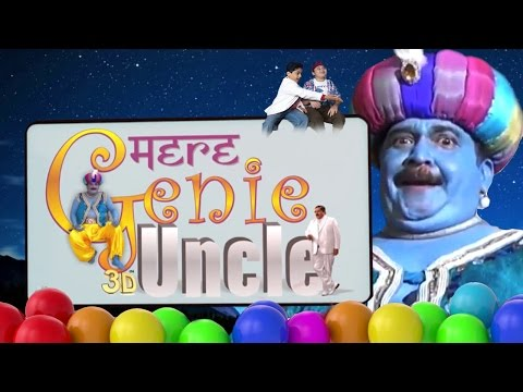 Mere Genie Uncle (Trailer)   Releasing In 3D On 5th June 2015