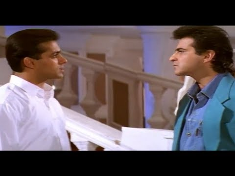Salman Khan And Sanjay Kapoor Become Enemies - Auzaar