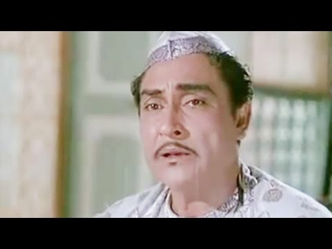 Ashok Kumar worried about his wife