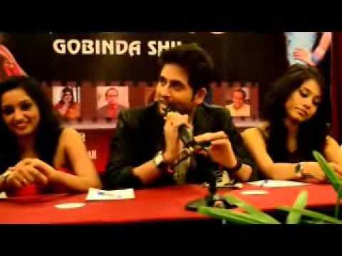 Press Conference of the film Boro eka Lage