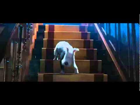 Tintin movie trailer - English