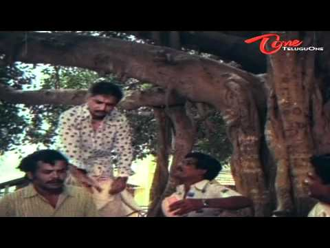 Gollapudi Comedy With Village Friends While Playing Cards
