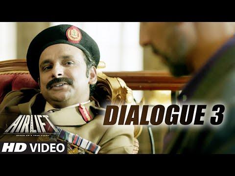 AIRLIFT - Mauke Hai, Family Lekar Nikal Jaao| Dialogue Promo