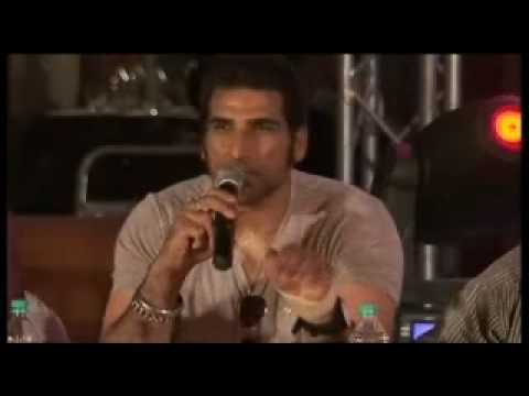 Interview with stars, Lahore - The Movie
