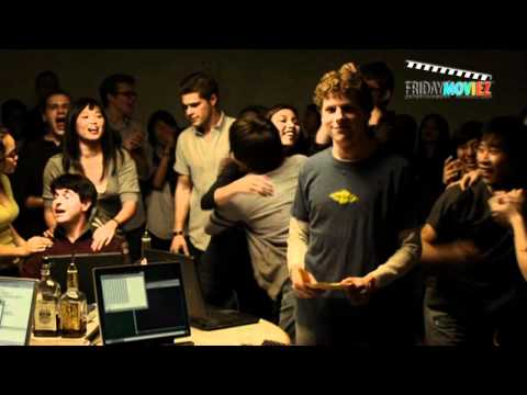 Oscar Buzz surrounds 'The Social Network'