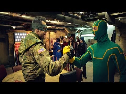 Kick-Ass 2 - Theatrical Trailer