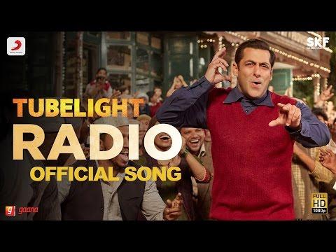 Tubelight - RADIO SONG | Salman Khan | Pritam| Kamaal Khan| Amit Mishra| Kabir Khan| Amitabh B
