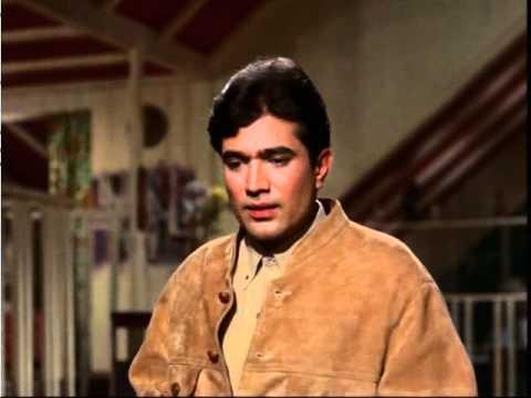 Kati Patang - Aapko Kahin Dekha Hain - Asha Parekh & Rajesh Khanna - Bollywood Romantic Scenes