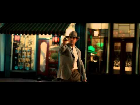 Gangster Squad - 'New Generation' Featurette