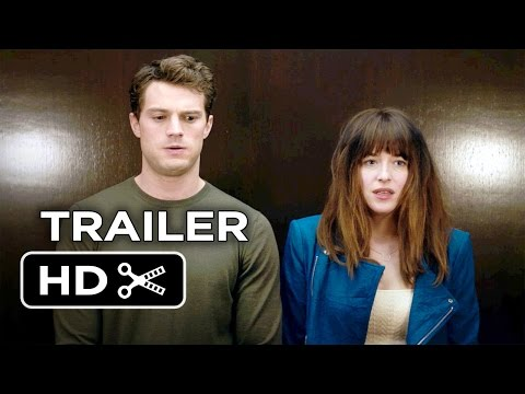 Fifty Shades of Grey Official Trailer #2 (2015)