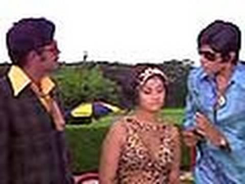 Bombay To Goa Hit Scenes - Autograph Please - Amitabh Bachchan, Shatrughan Sinha &Aruna Irani