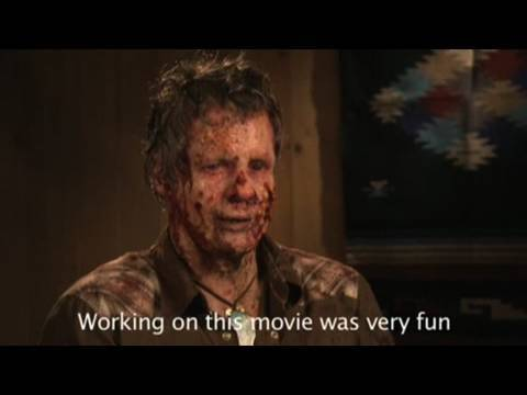 ZOMBIELAND - INTERVIEW WITH A ZOMBIE