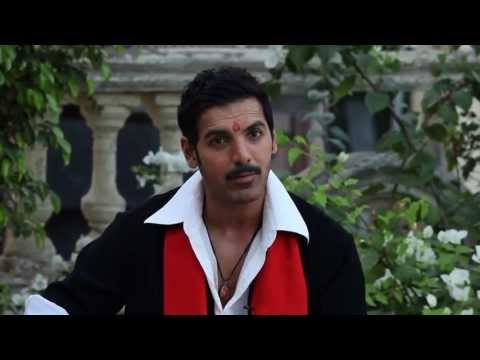 Shootout At Wadala - Making - John Abraham's Nosebleed