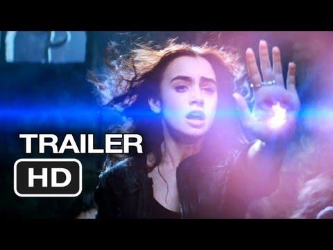 The Mortal Instruments: City of Bones Official Trailer #2 (2013)