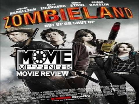 ZOMBIELAND MOVIE REVIEW (2009) - The Movie Messenger