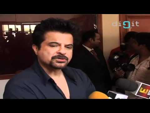 Anil Kapoor at the music launch of Love Express