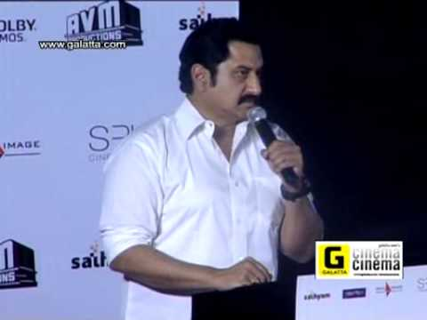 Suman talks about Sivaji 3D