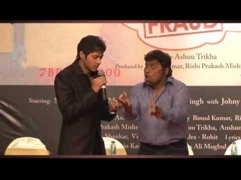 Shreyas & Mugdha at 'Oh God Sare Hain Fraud' Mahurat