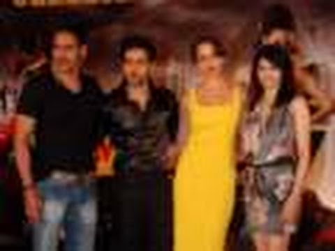 'Once Upon a Time in Mumbai' success bash