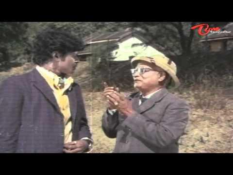 Rajababu Comedy With Allu Ramalingiah