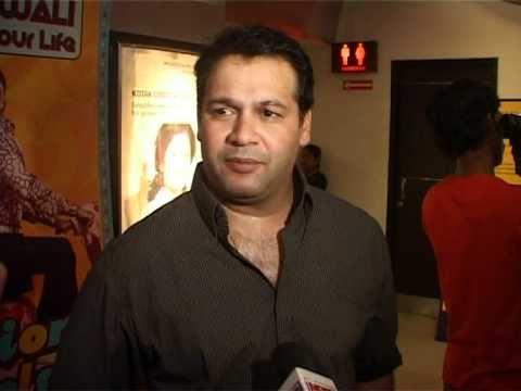 Hot Lara Dutta at Antardwand premiere