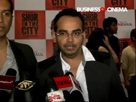 Bollywood stars walk the red carpet at Shor In the City premiere