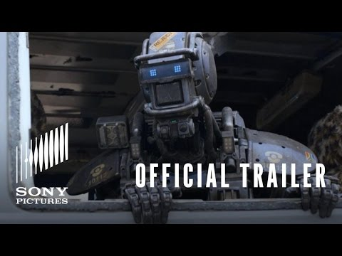 CHAPPIE - Official Teaser Trailer