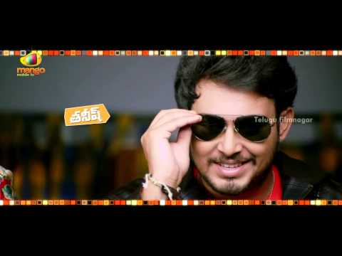 Devadas Style Marchadu Movie Funny Trailer - Tanish, Dhanraj, Chandini