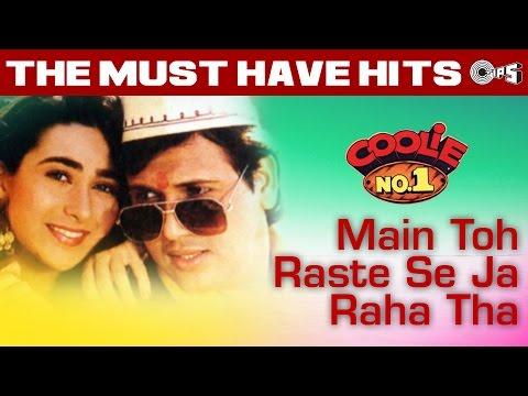 Kumar Sanu's Mein To Raste Se Ja Raha Tha - Coolie No.1