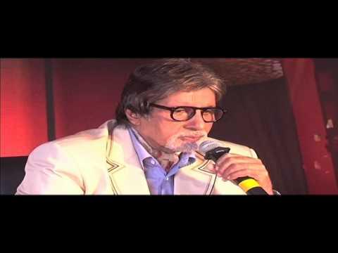 Amitabh Bachchan on First Hollywood Venture