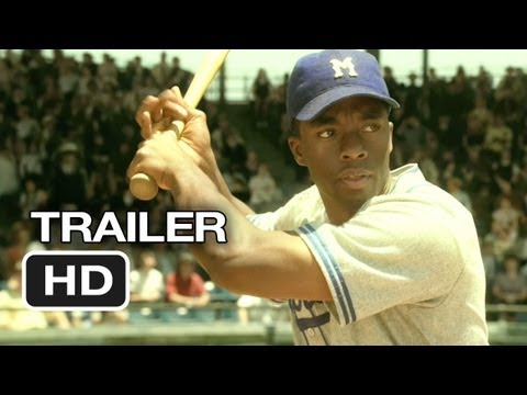 42 Official Trailer #2 (2013) - Harrison Ford