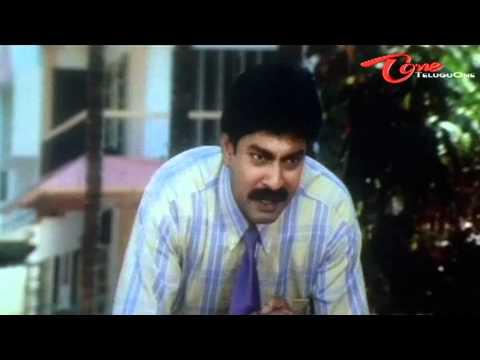 Jagapathi Babu Calls Jansi As Monkey - Comedy Scene