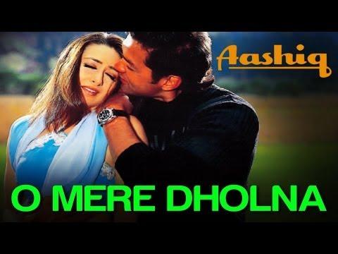 Karishma Kapoor's Romantic Hit - O Mere Dholna | Aashiq (Full song)HQ