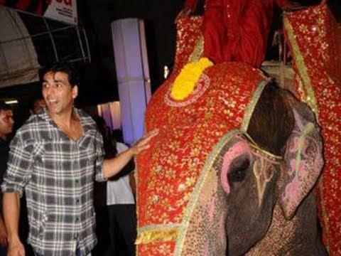 Red carpet premiere of Akshay Kumar's Thank You