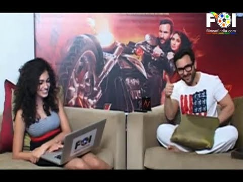An Exclusive Interview With Saif Ali Khan