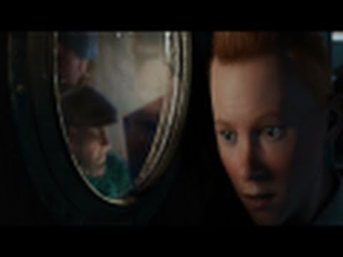The Adventures of Tintin - The Secret of the Unicorn (3D) Official Trailer HD